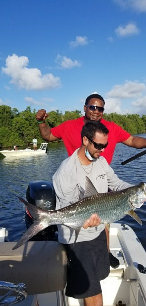Full Day, 3/4 Day or Half-day Tarpon & Snook - 20' | Captain Experiences