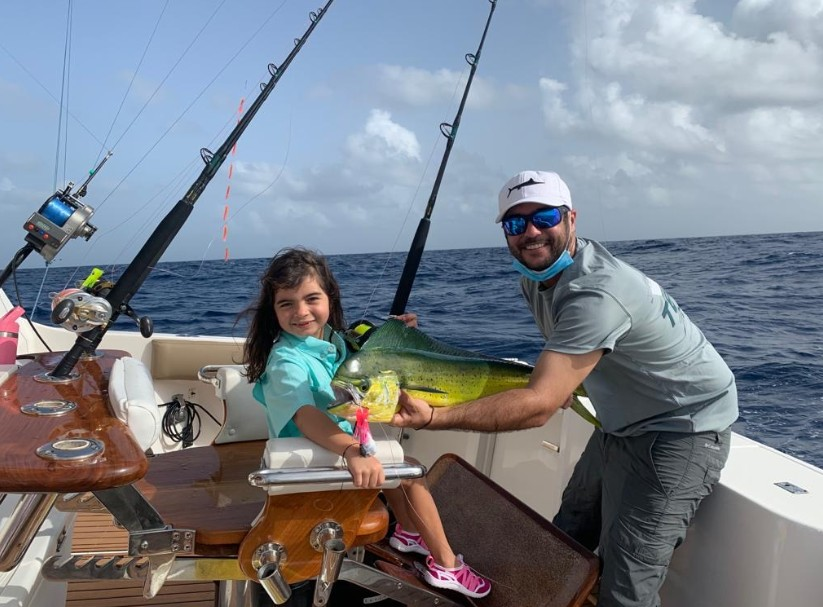 Caribbean Fishing Adventures- Silver King 20' | Captain Experiences