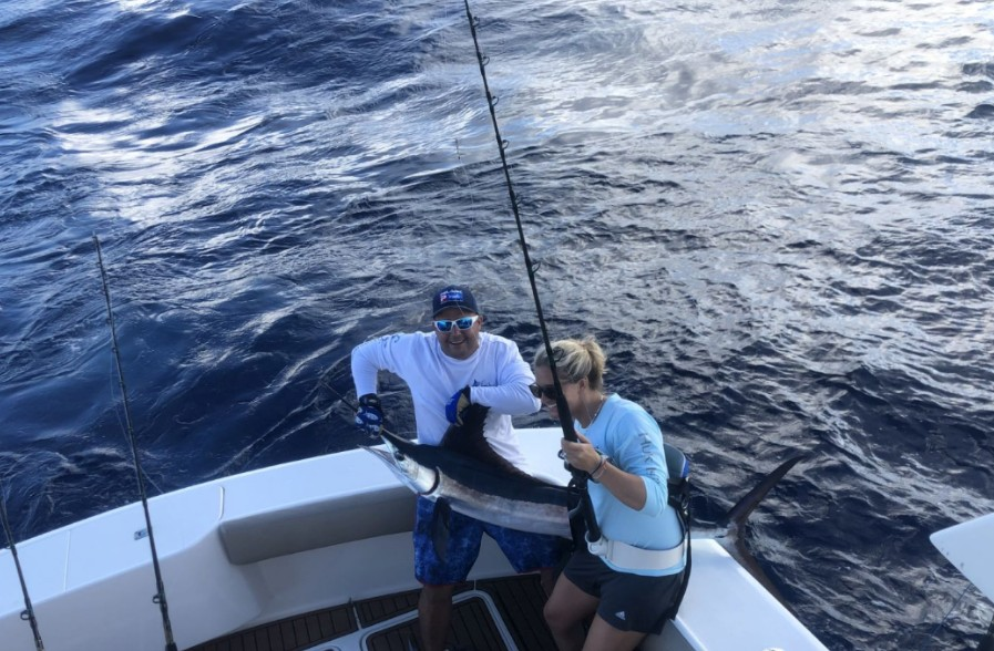 50' Offshore Fishing Cap Cana DR | Captain Experiences