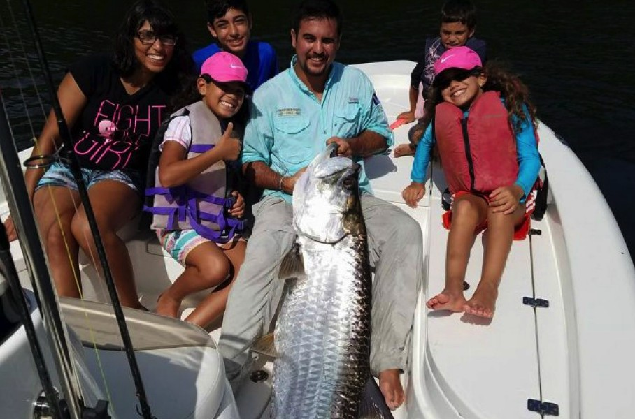 Full Day, 3/4 Day or Half-day Tarpon & Snook - 22' | Captain Experiences