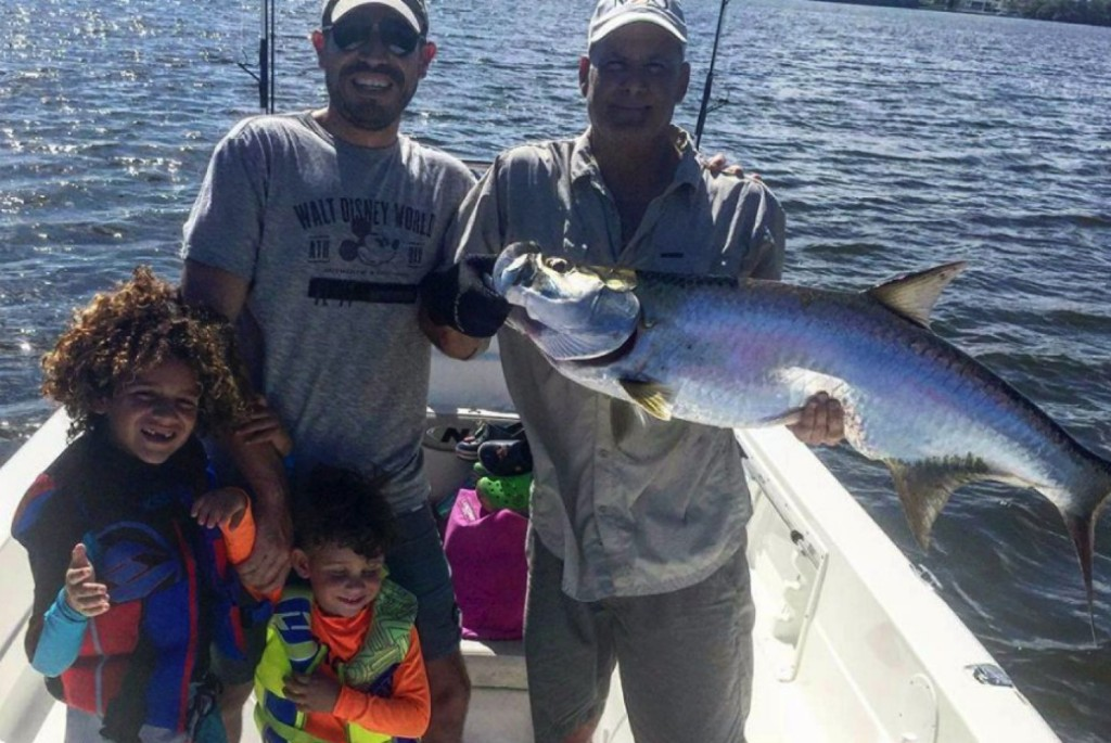 Full Day, 3/4 Day or Half-day Tarpon & Snook - 16' | Captain Experiences