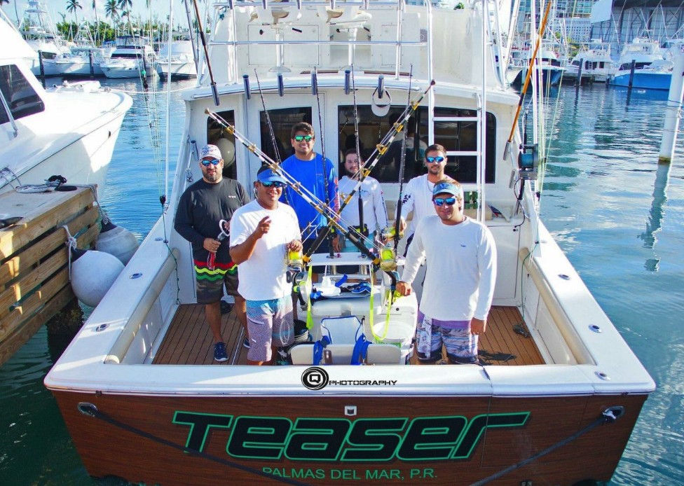 Caribbean Fishing Adventures- Teaser 45' | Captain Experiences