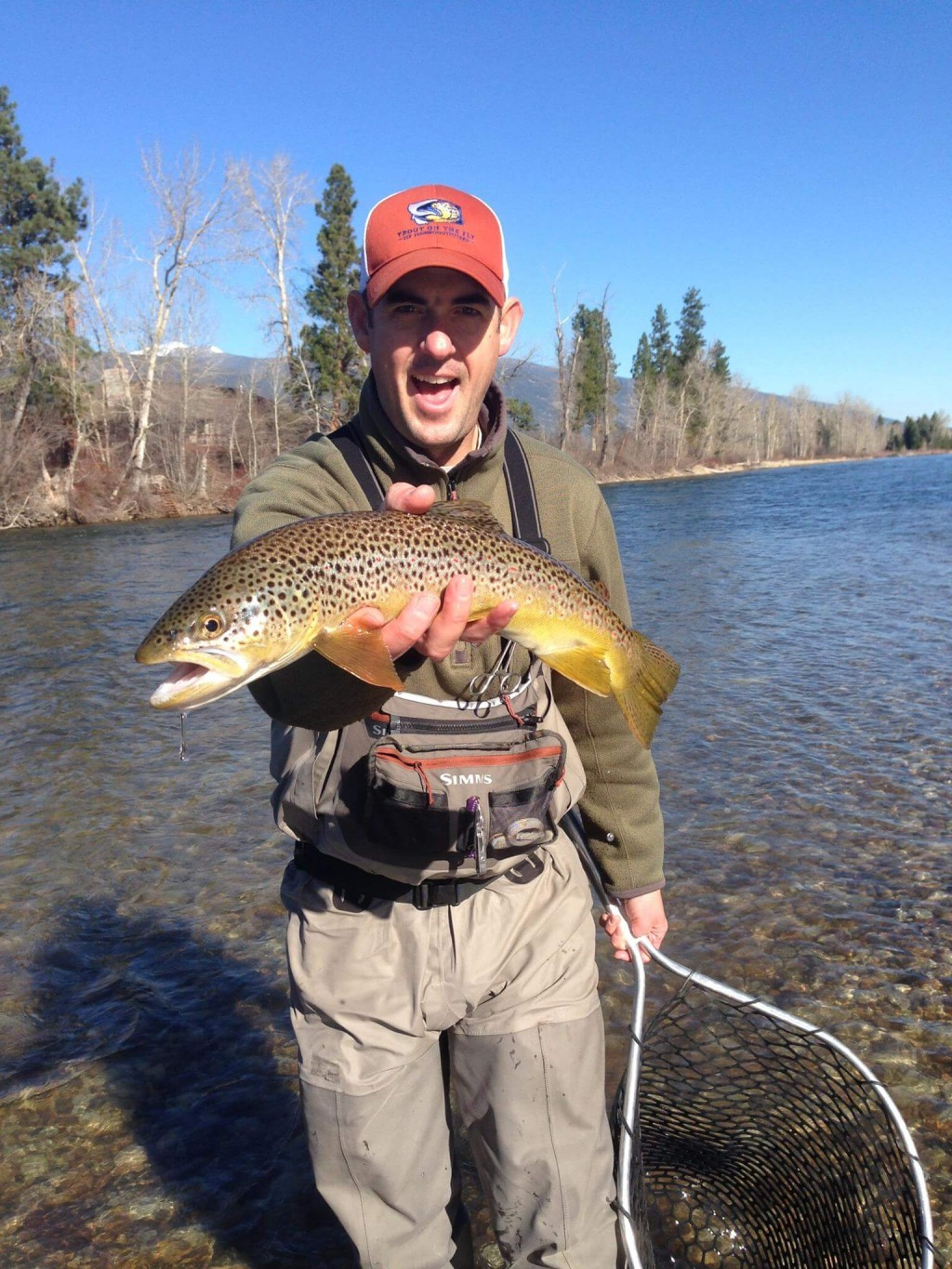 Ennis Lake Full-Day or Half-Day Float | Captain Experiences