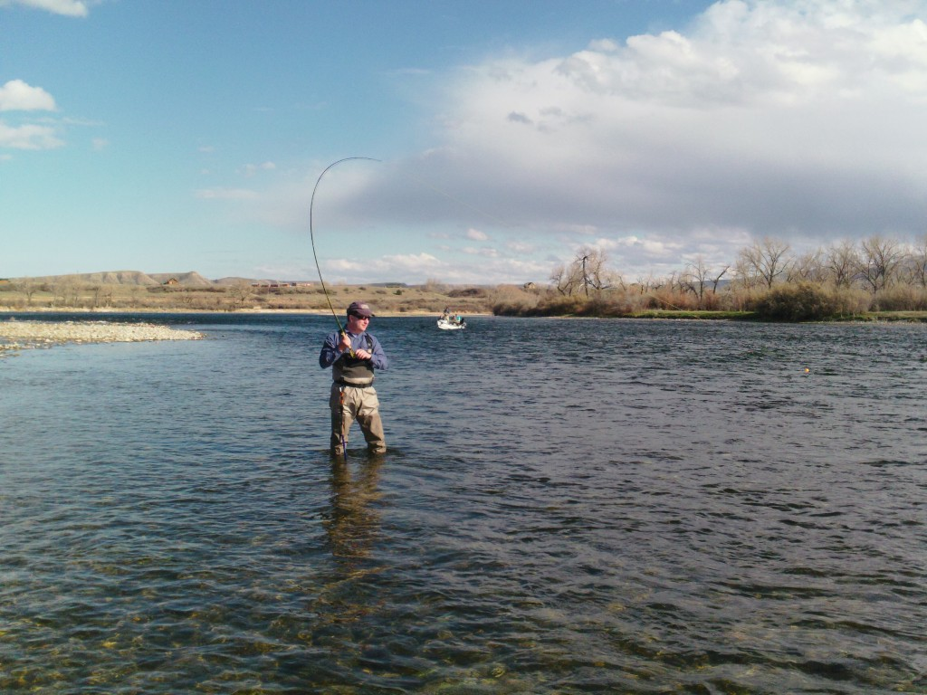 Bighorn River Full-Day Jet Boat | Captain Experiences
