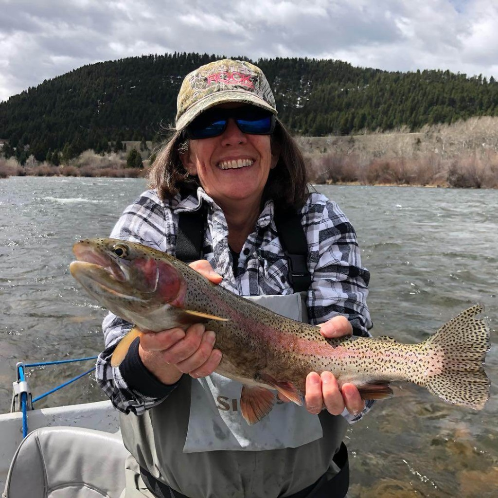 Gallatin River (Yellowstone NP) Full Day or Half-Day Walk-n-Wade | Captain Experiences