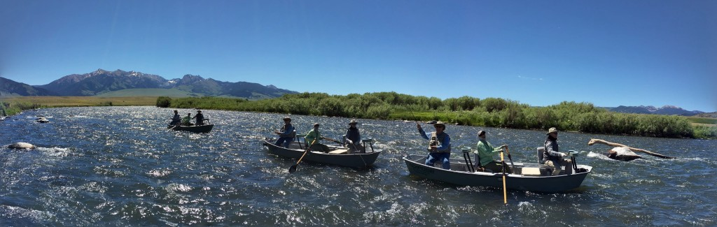 Missouri River Full-Day or Half-Day Float | Captain Experiences