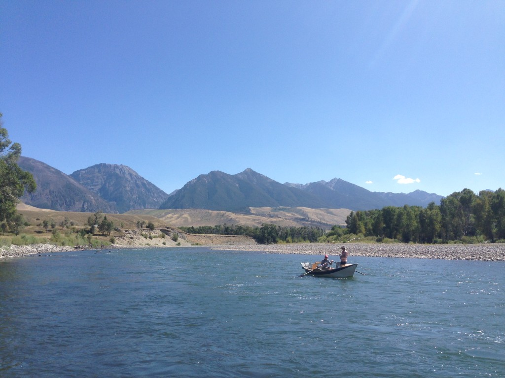Yellowstone River Full-Day or Half-Day Float | Captain Experiences