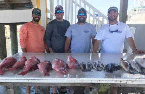 Inshore Day Trip – Without Lodging | Captain Experiences
