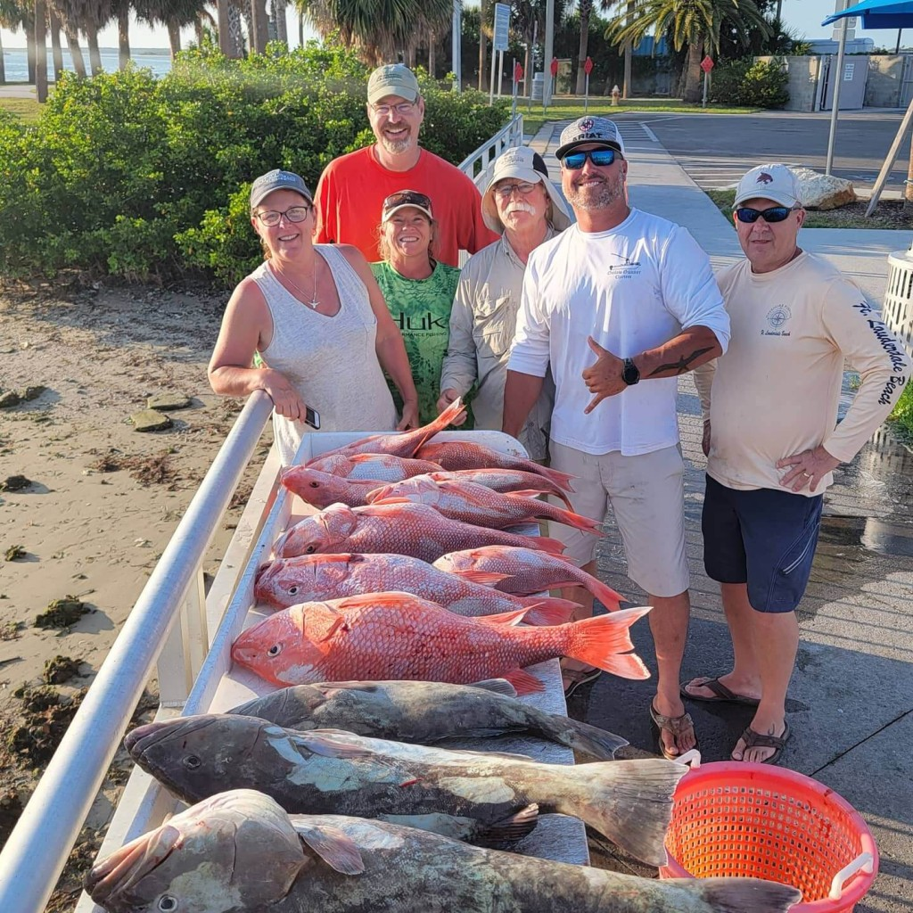 Clearwater Mixed Bag | Captain Experiences
