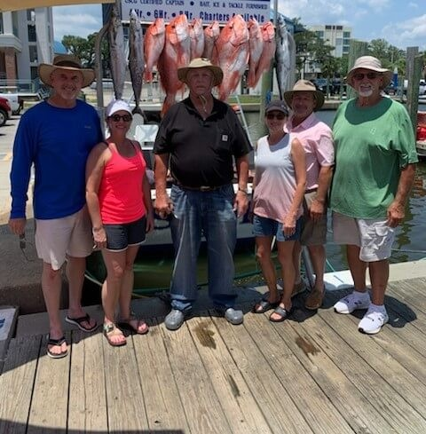 Red Snapper Fishing | Captain Experiences