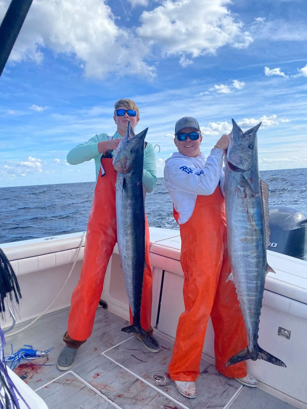 Extended Full Day Trip – Offshore | Captain Experiences