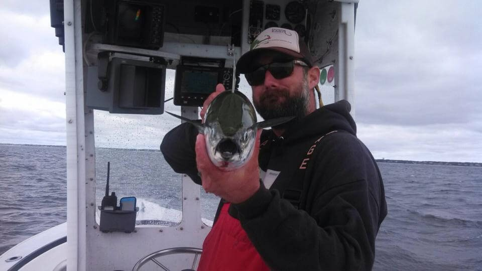 Full Day or Half-day Tuna Fishing Trip - 33' Grady White Canyon | Captain Experiences