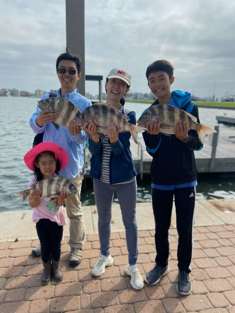 24' Half Day Trip – Jetty/Channel | Captain Experiences