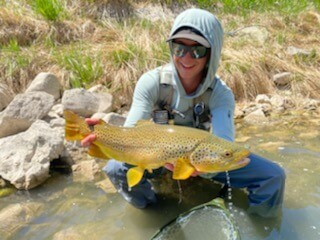 Half Day Private Water - WADE FISHING   Captain Experiences
