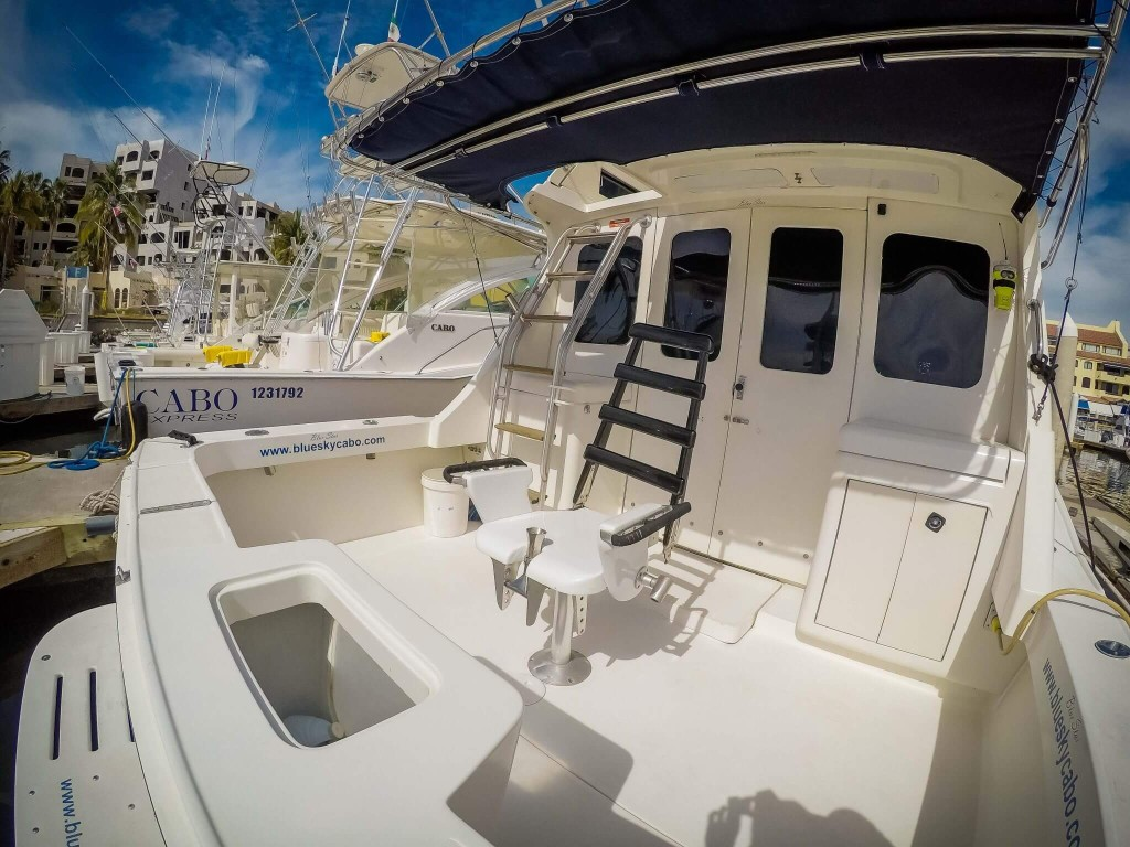 Full day, 3/4 Day or Half Day- Blue Star 32' Luhrs | Captain Experiences