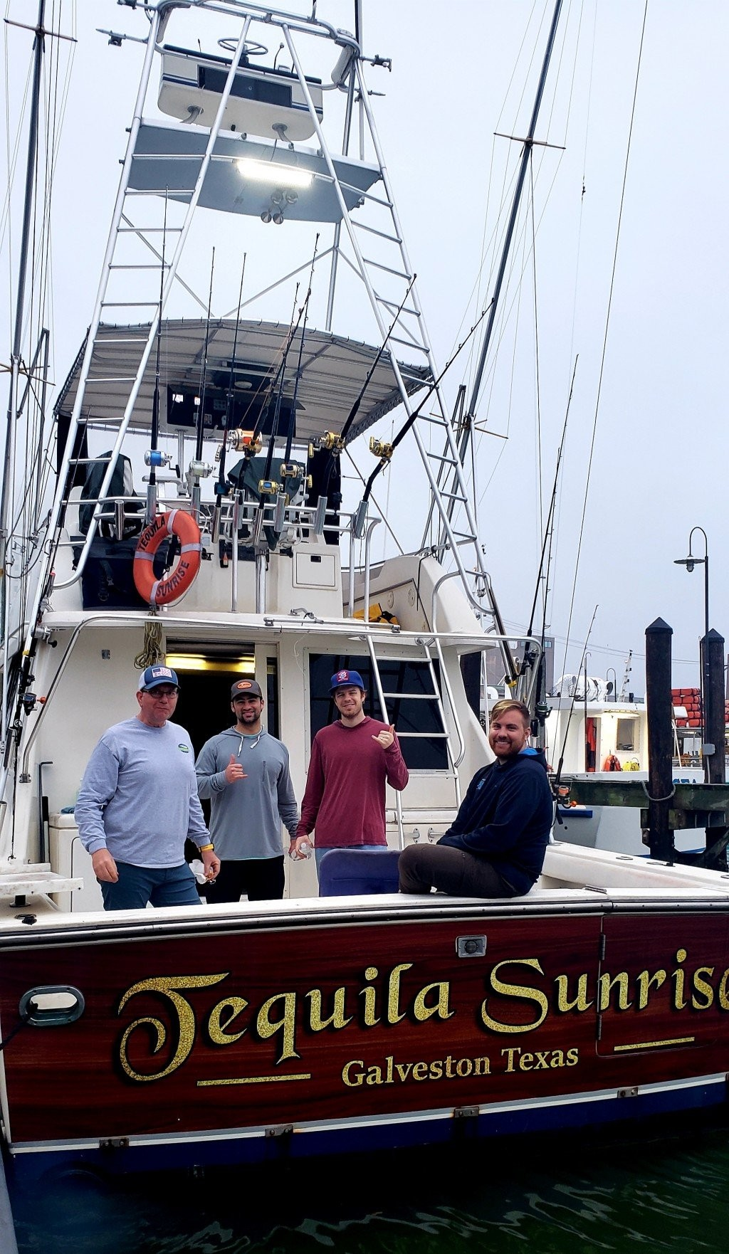 Tiara Sport Fisher Yacht- Offshore Day Trip   Captain Experiences