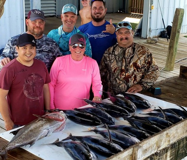Deep Sea Fishing in Galveston, TX | 36 hr Round Trip