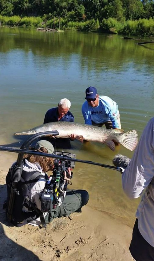 Alligator Gar Texas | Captain Experiences
