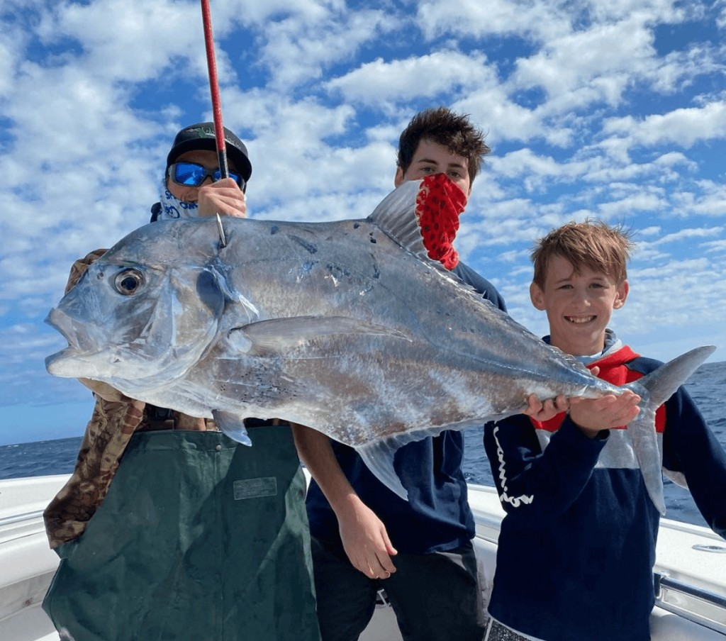36' Yellowfin - 3/4 Day Reef | Bay | Wreck | Captain Experiences