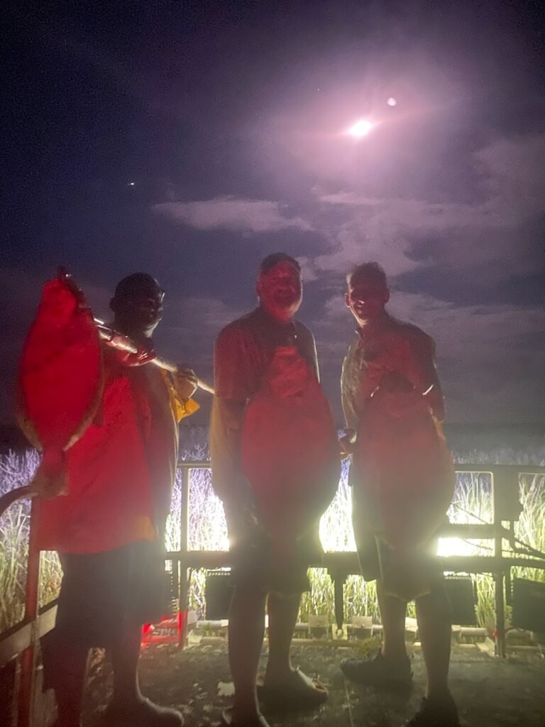 Night Time Flounder Gigging | Captain Experiences