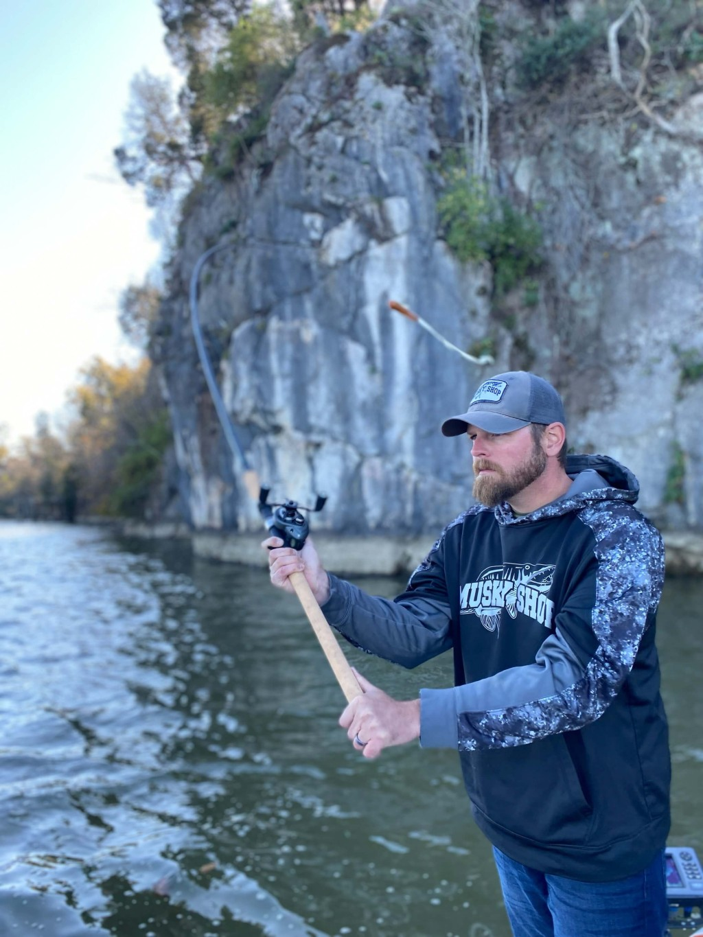 Tennessee Musky Fishing | Captain Experiences
