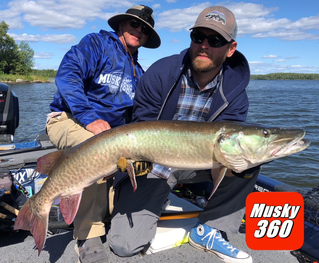 Tennessee Musky Fly Fishing | Captain Experiences