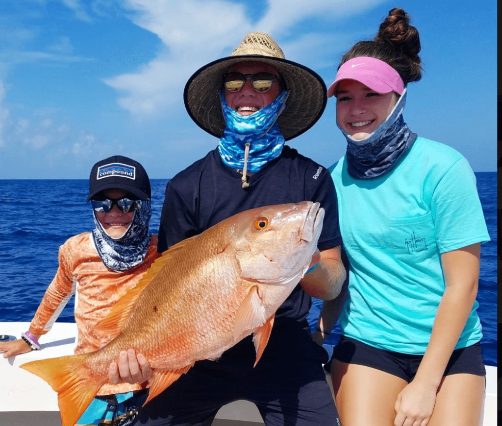 3/4 Day or Half-day Trip AM/PM – Wreck & Reef Fishing | Captain Experiences