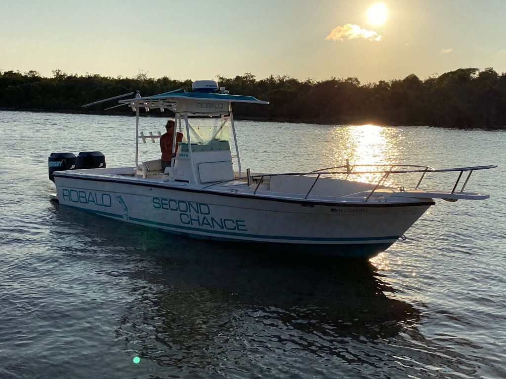 Full Day or 3/4 Day Trip - 27' Robalo Center Console | Captain Experiences