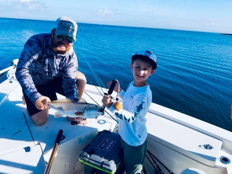 5 Hour Fishing/Snorkeling or 3 Hour Dolphin Cruise And Snorkel | Captain Experiences