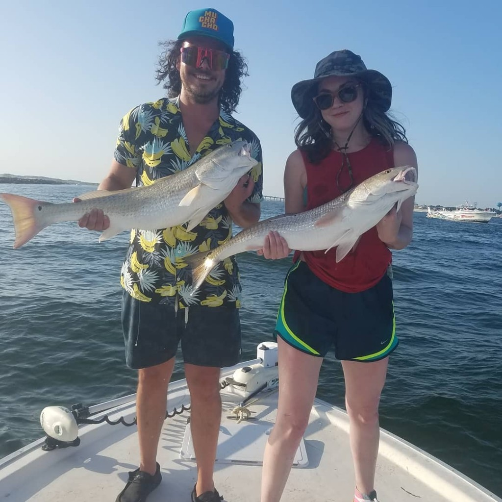 Fishing in the heart of the Florida Panhandle | Captain Experiences