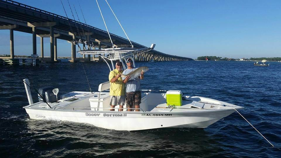 4 Hour Afternoon or Night Bay/Gulf Fishing - 22' Cape Horn center console I | Captain Experiences