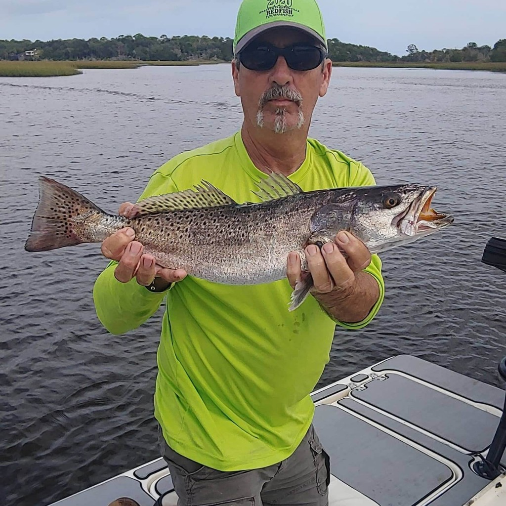 Full Day or Half-day Inshore Trip   Captain Experiences