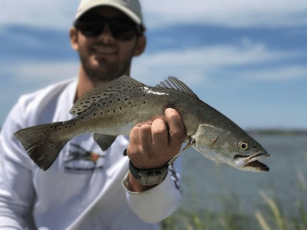 Speckled Trout Fishing Trip | Captain Experiences