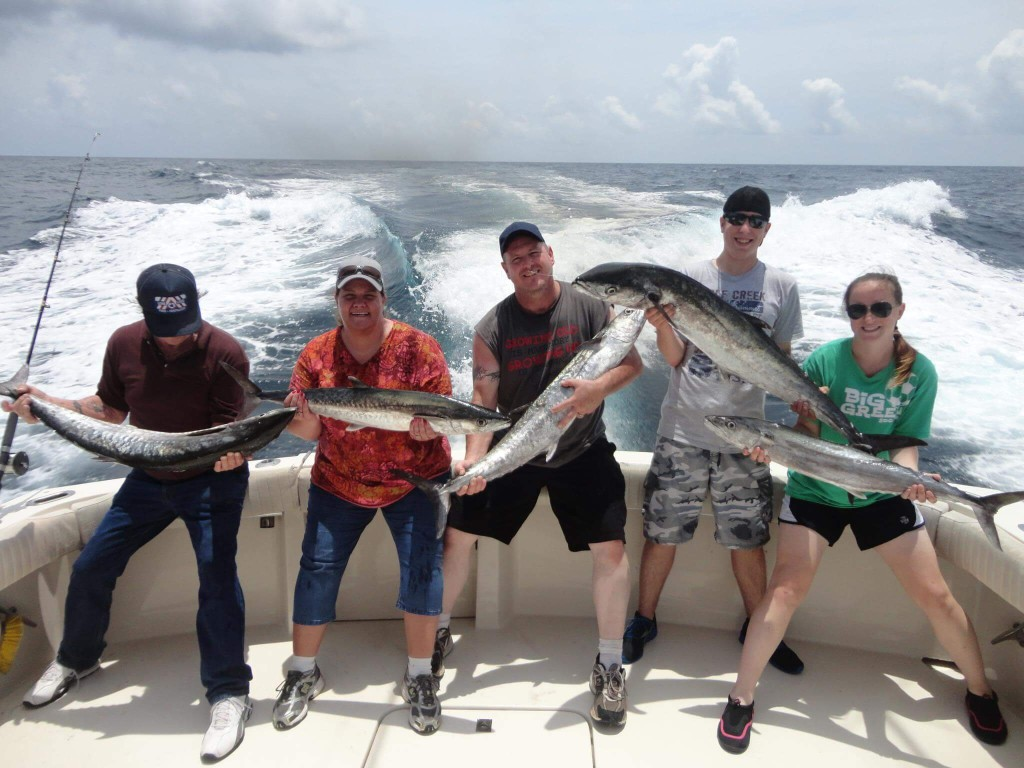 Billfish Trip - 54' HATTERAS | Captain Experiences