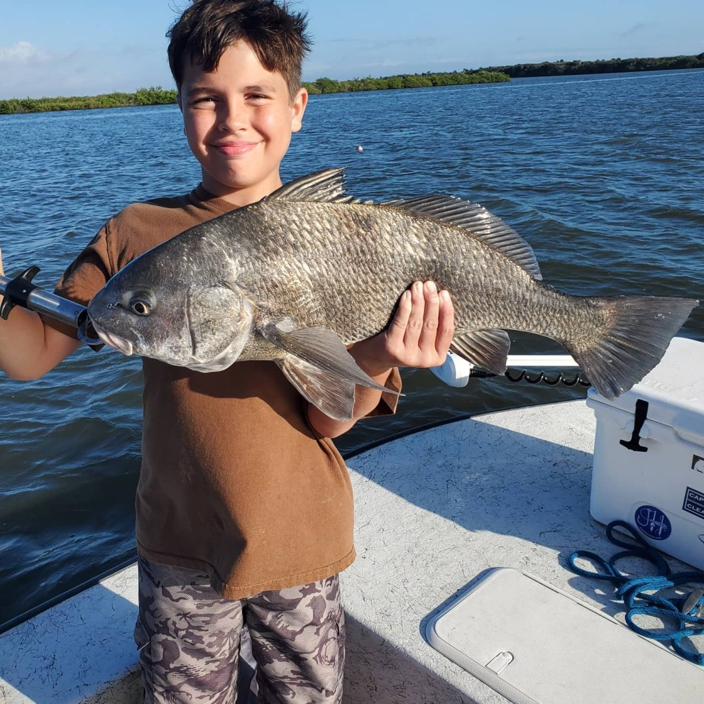 Mosquito Lagoon Backcountry Fishing | Captain Experiences