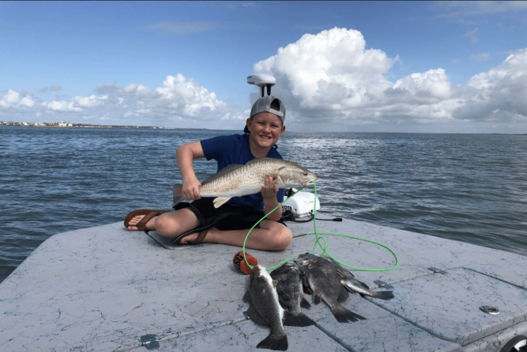 Full Day or ( Half-day AM/PM Option ) Fishing Trip - Rockport | Captain Experiences