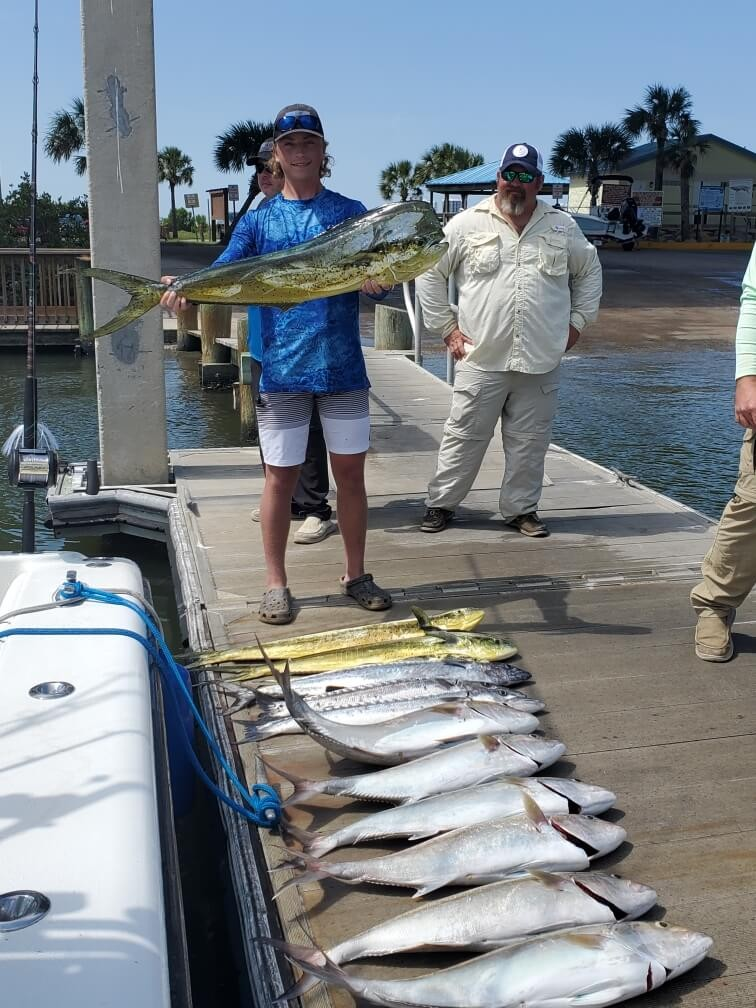 Extended Full Day, Full Day or ( Half-day AM/PM Option )  Fishing Trip | Captain Experiences